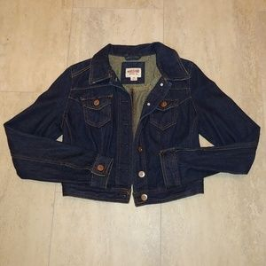 Mission Dark Denim Jacket S